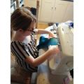 Sewing queen