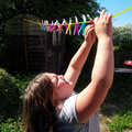 Tess's washing line maths