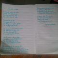 Tess's gorgeous writing