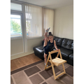 Gabrielle (Coventry Class) gymnastics and ballet classes.