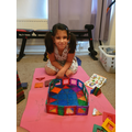 Sophia (Coventry Class) Unicorn Stable with Magnetic Tiles