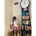 Lilian (Lincoln Class) reading
