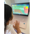 Ishana  (Coventry Class) doing Maths