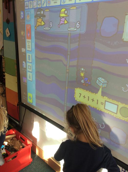 Learning to add and subtract with numbers up to 20