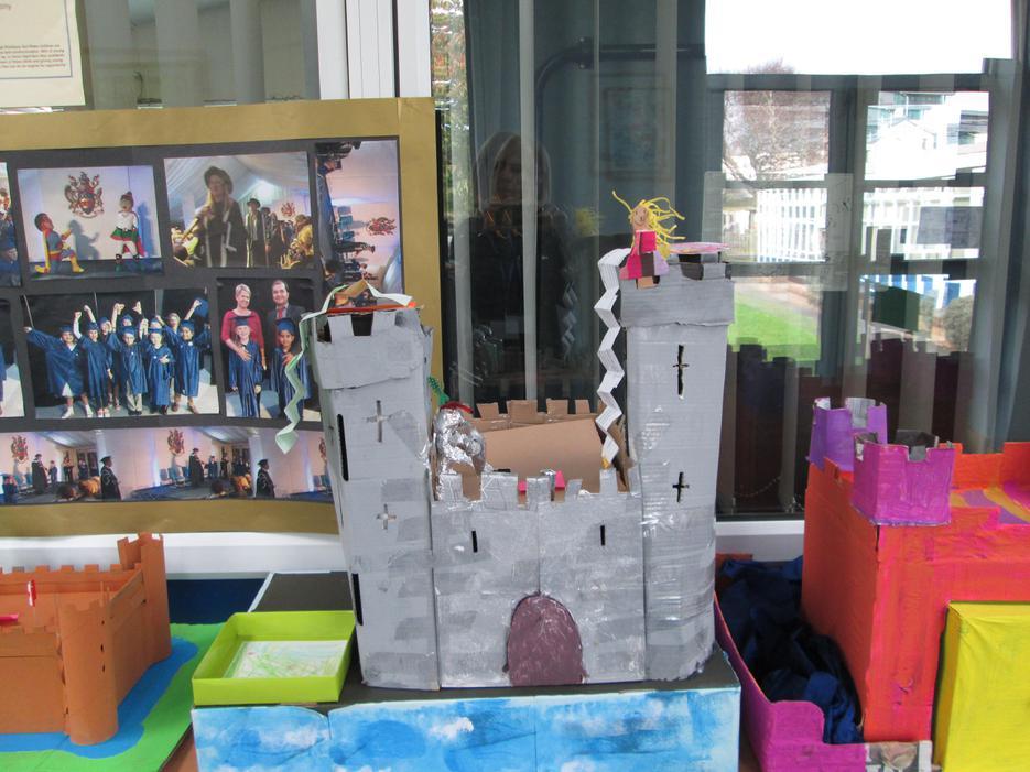 Wonderful castles