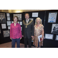 The Lord and Lady Mayoress & Alexandra Shackleton