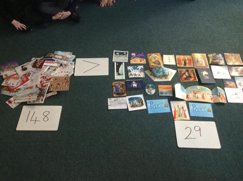 We had lots to talk about when we saw the results!