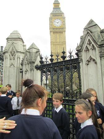 Year 6 Westminster Trip