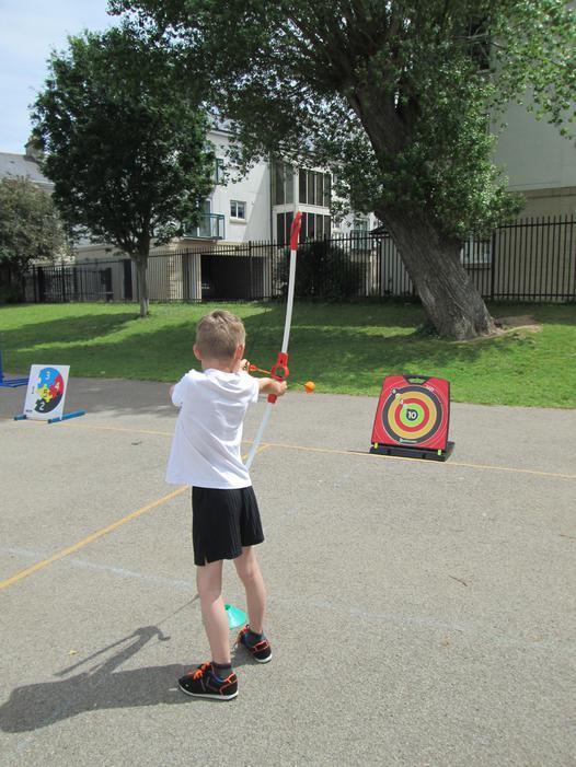 Archery 2016