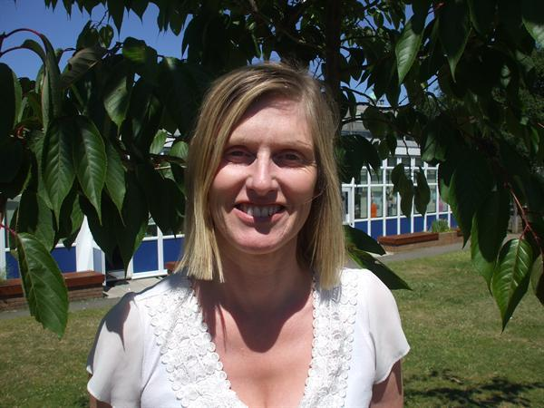 Mrs C Linzell - Foundation Teaching Assistant