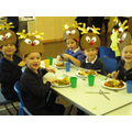 Happy reindeers from Year 1!