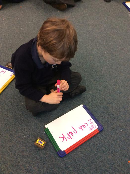 ...and practise in our phonics lessons.