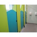 We have smart, modern toilets!