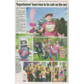 Did you see the article in the Evening Herald?