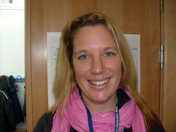 Mrs S Boyle - Y1 Class teacher