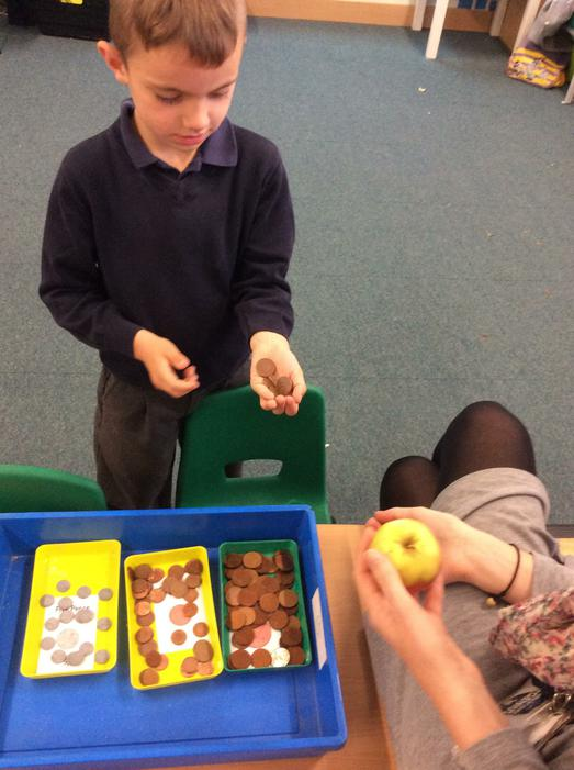 We know that there are different ways to make 4p