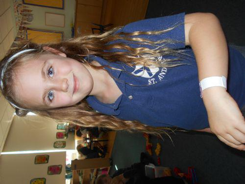 Bea created a beautiful aquarium inspired bracelet