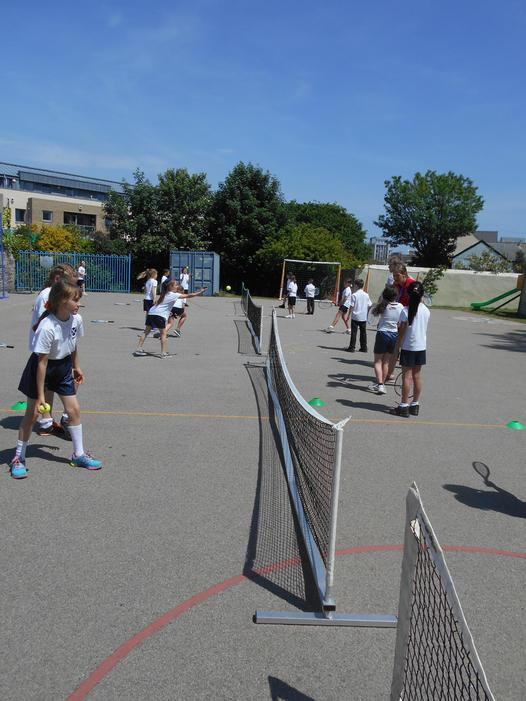 Tennis lessons  Summer 2016