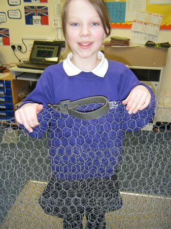 Issy with the longest tesselating shape......