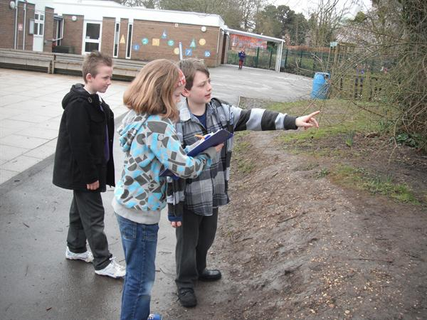 Year 5 Maths Trail