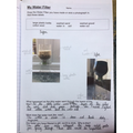 Beck`s Water Filter Experiment