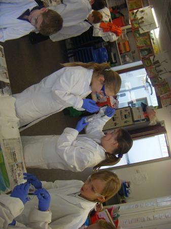 Chem Labs visit Feb 2014