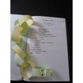 Elle's Rainforest Poem and snake