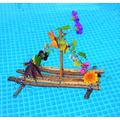 Alice`s raft