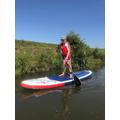 Elle paddle boarding 1
