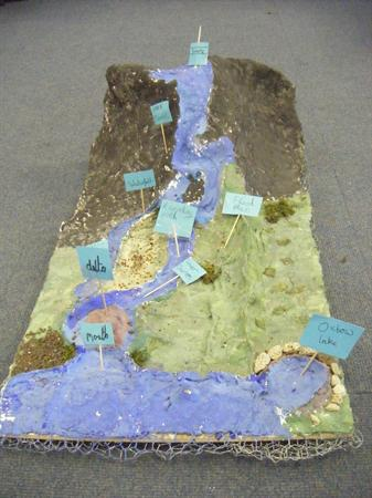 Our finished river systems