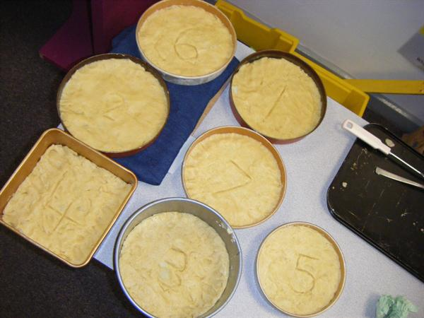 Potato Shortbread Maths!