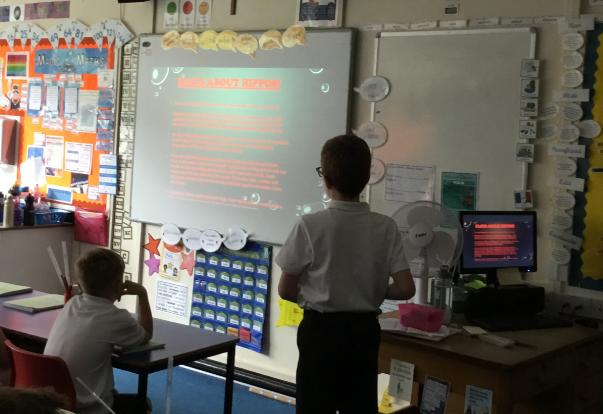 Peter- A presentation on Hippos