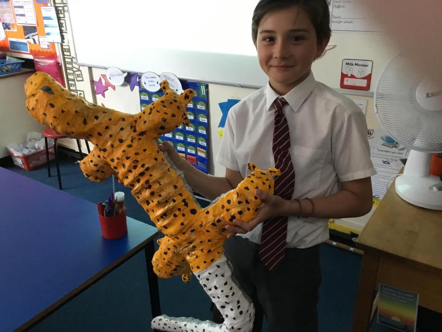 Ben- A project on Geckos