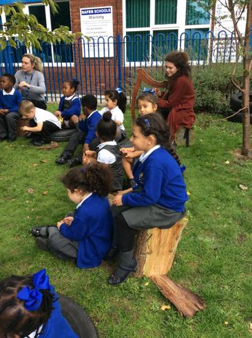 Our story garden