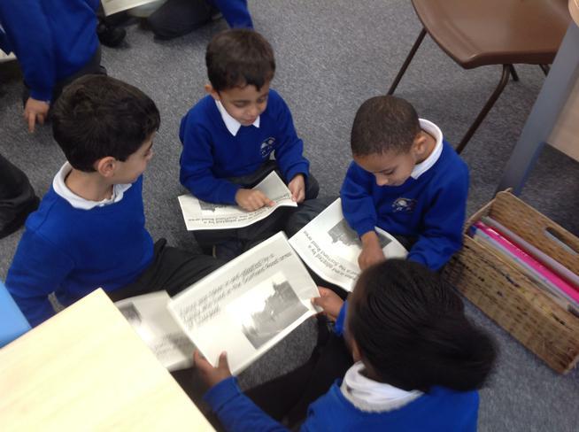 We enjoyed learning about James Clarke's life.