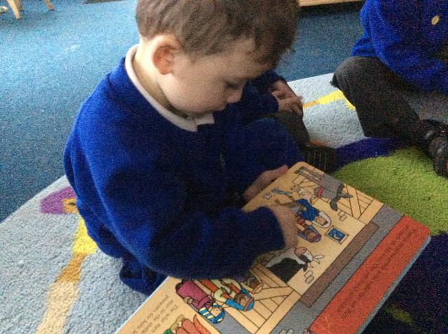 Exploring the Nativity story.