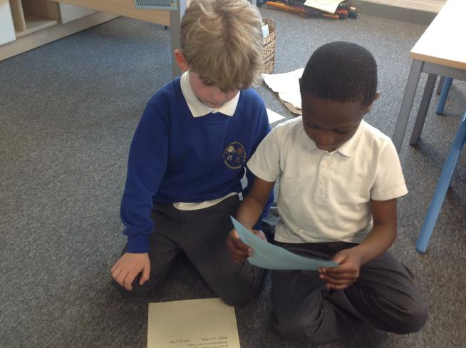 We learnt facts about different types of animals.
