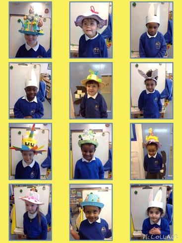 Wow, look at our amazing Easter Bonnets!