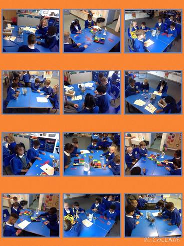 A great start to our Maths lessons this term.