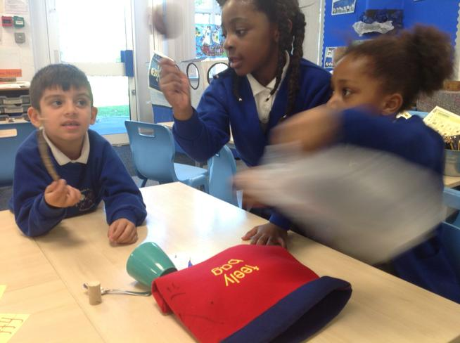 In our next lesson we found out which materials