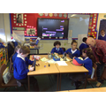 The children loved using stopmotion!