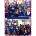 Year 1 hear the news!