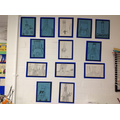 Famous Liverpool buildings drawn by Y2 children.