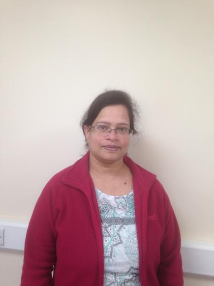 Mrs Pattnaik - Mid Day Supervisor
