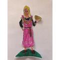 An Anglon-Saxon girl