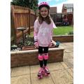 New roller skates