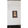 Catherine of Aragon fact file