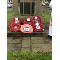 St Anne's wreaths
