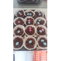 Easter nests by Annabelle