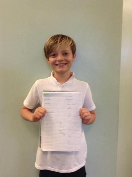 Amazing progression within just one lesson Ethan!